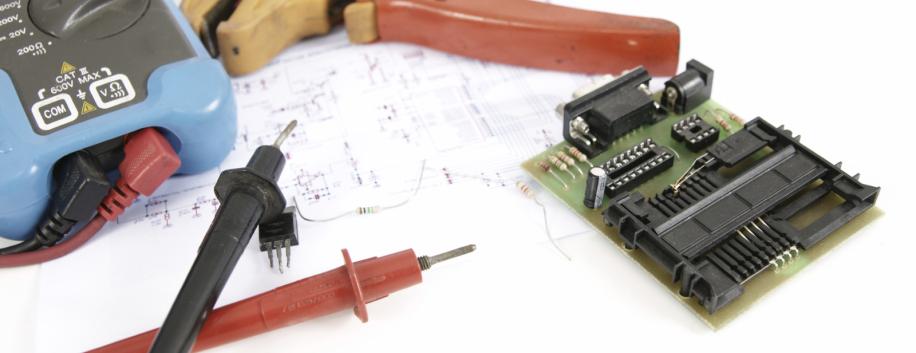 Reparatur Rufempfänger